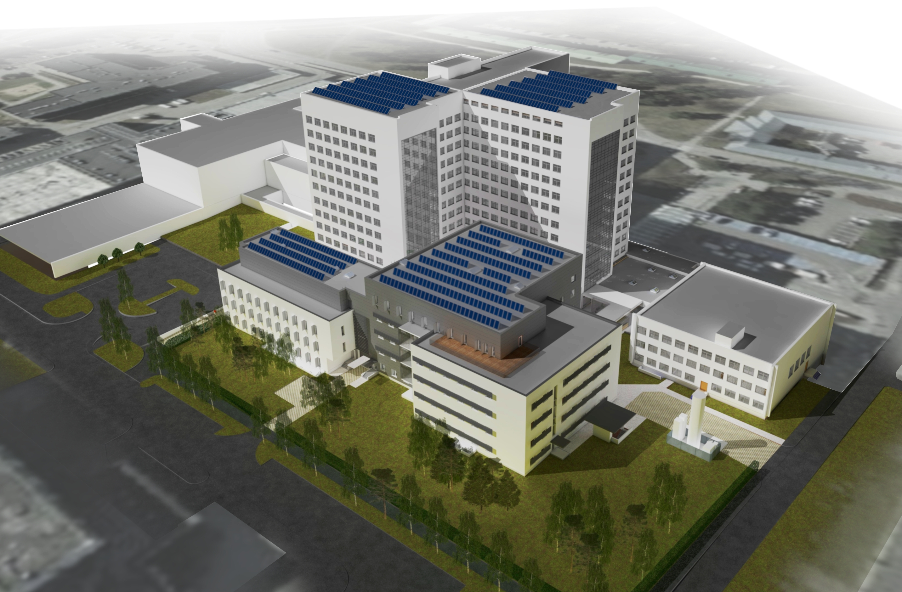 Mustamäe meditsiinilinnaku tulevik