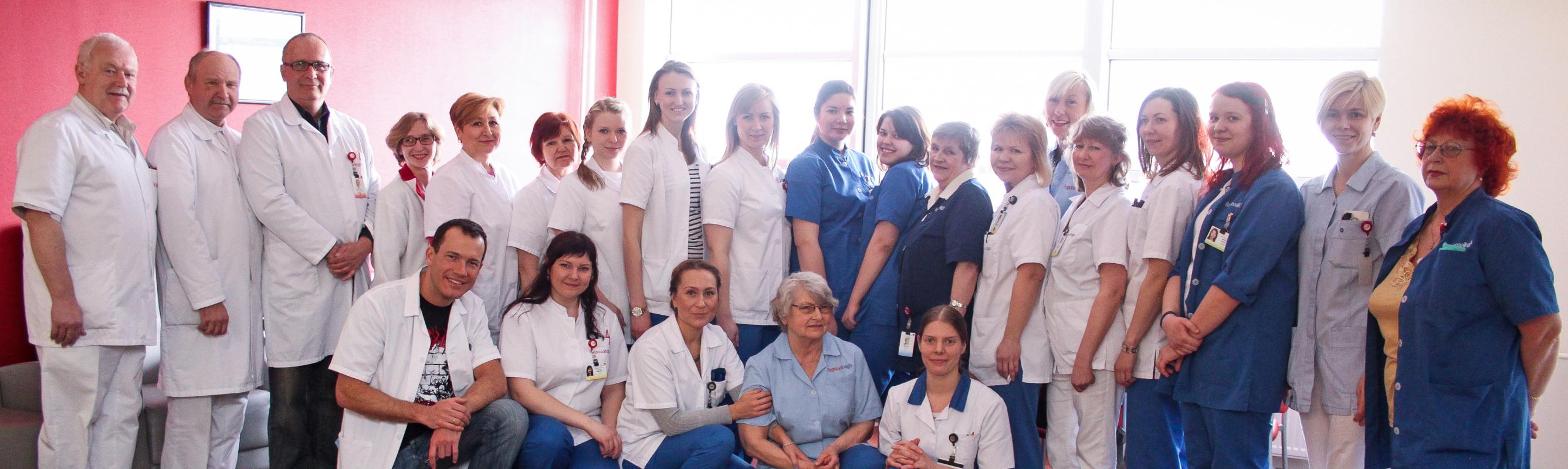 Neurokirurgia keskuse kollektiiv