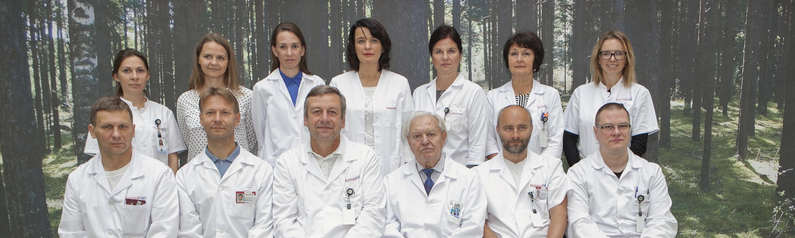 Pea- ja kaelapiirkonna kasvajate töögrupp