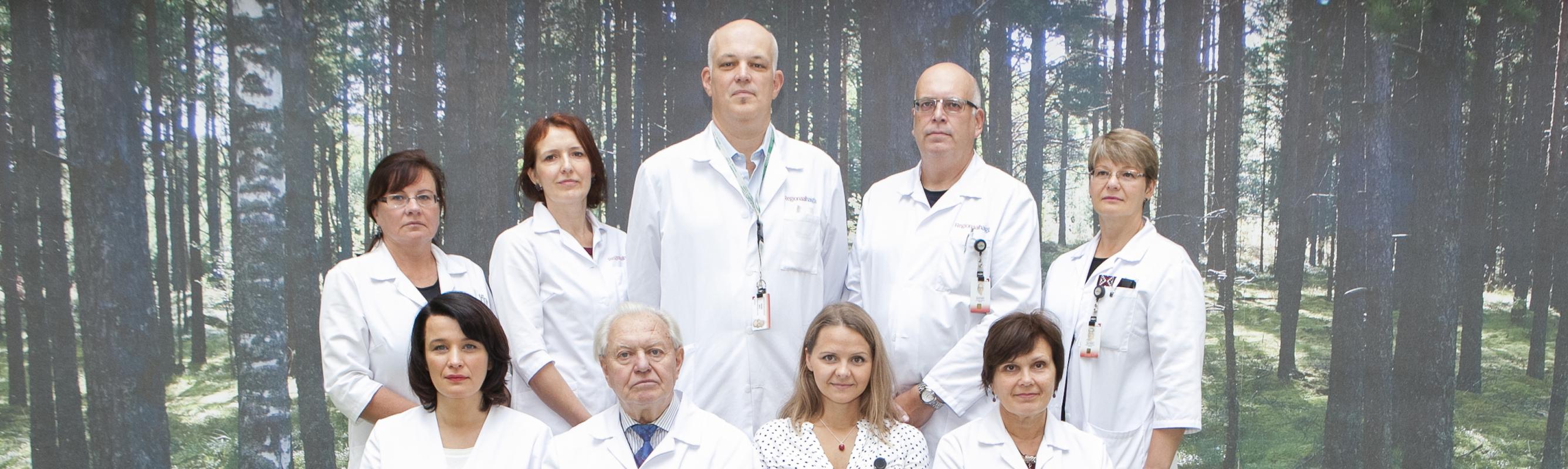 Naha-, luude- ja pehmete kudede kasvajate töörühm