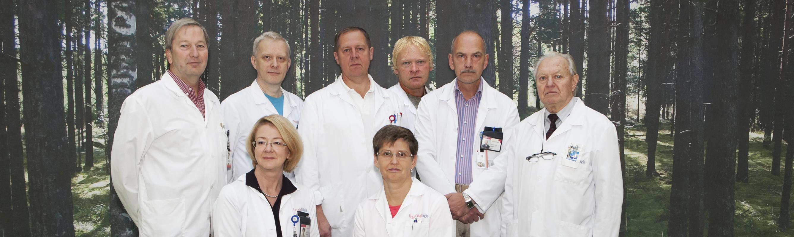Uroloogiliste kasvajate töögrupp