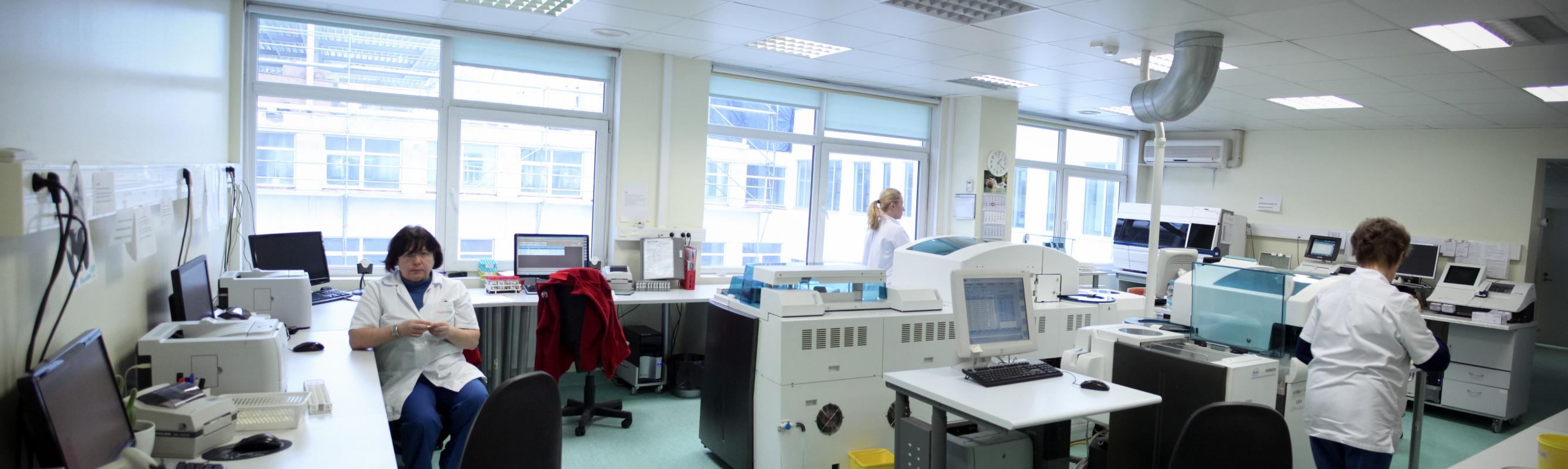 Kliinilise keemia labor