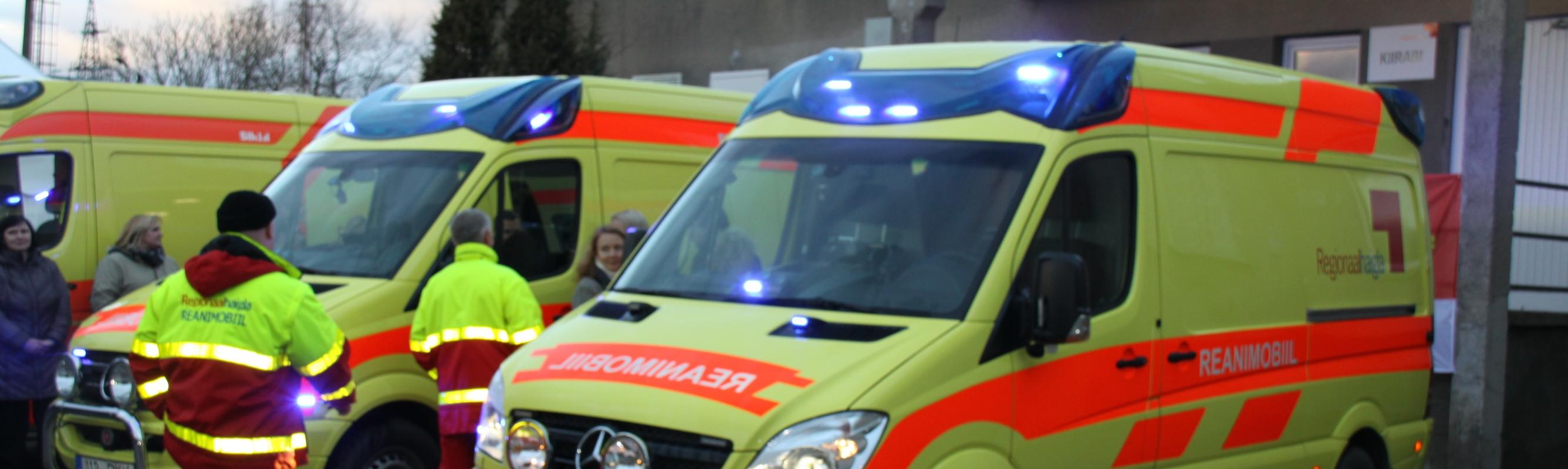 Kiirabi tugipunkti avamine Jüris 30.12.2013