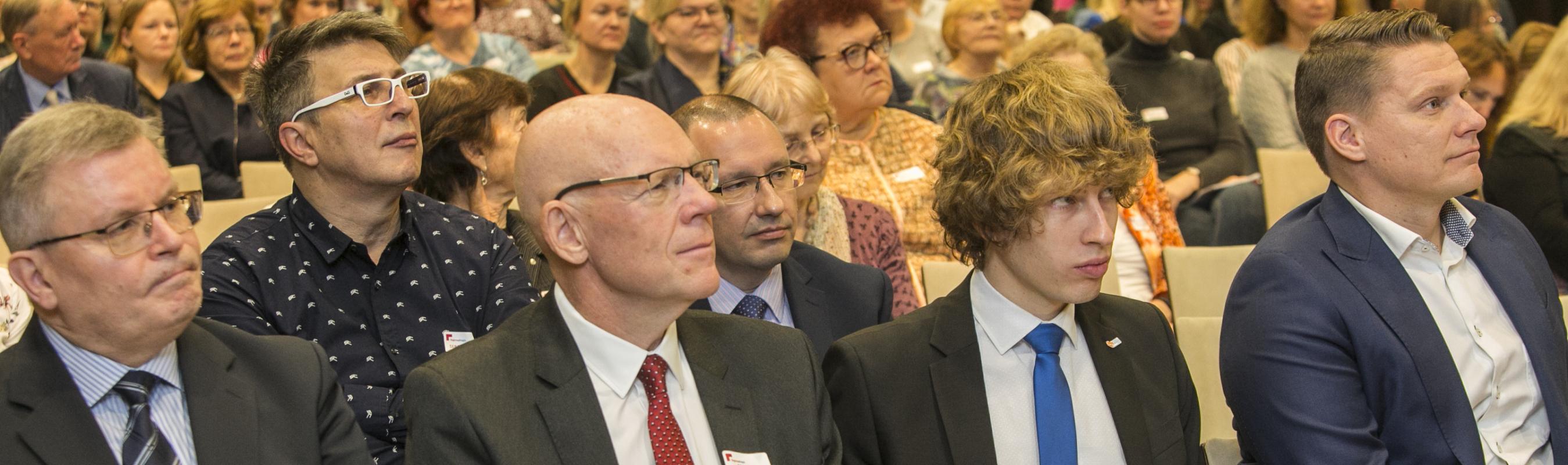 """Konverents """"Põhja-Eesti Regionaalhaigla kui interdistsiplinaarne südamekeskus"""""""