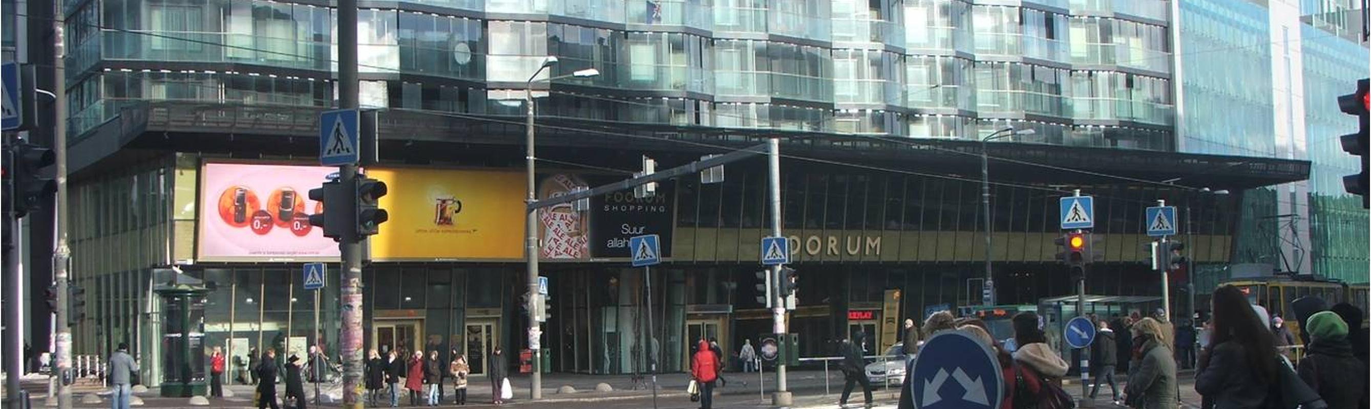 Foorumi keskus (Narva mnt 5)