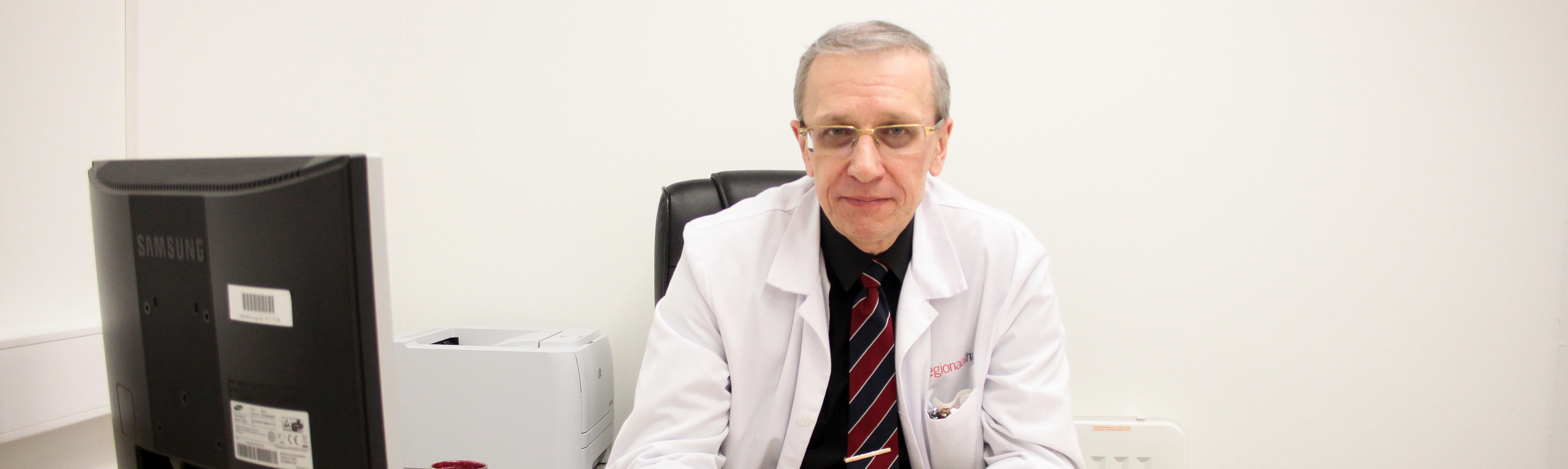 Onkoloogia- ja hematoloogiakliiniku juhataja dr Vahur Valvere