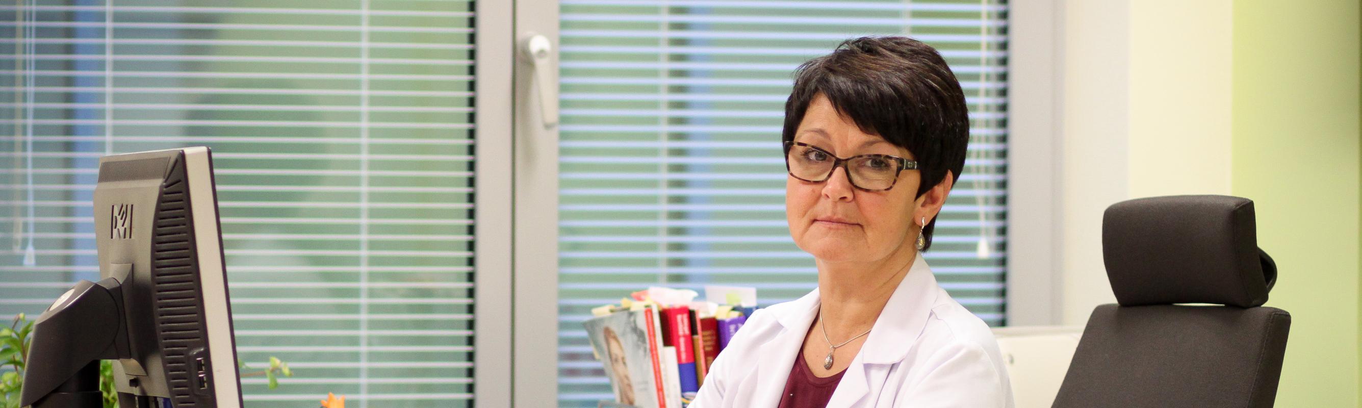 Kiiritusravi keskuse juhataja dr Maire Kuddu