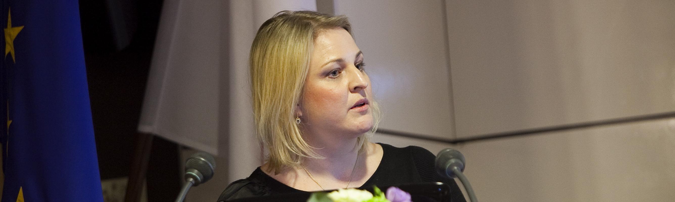 Erakorralise meditsiini osakonna juhataja dr Kristiina Põld