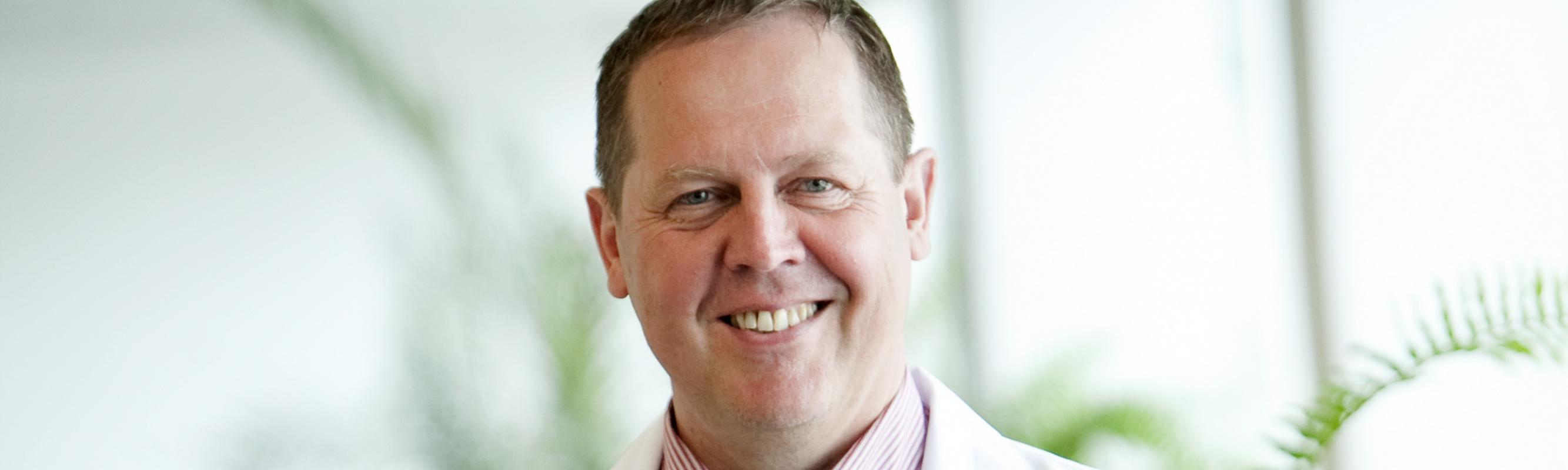 Kirurgiakliiniku juhataja dr Leonhard Kukk