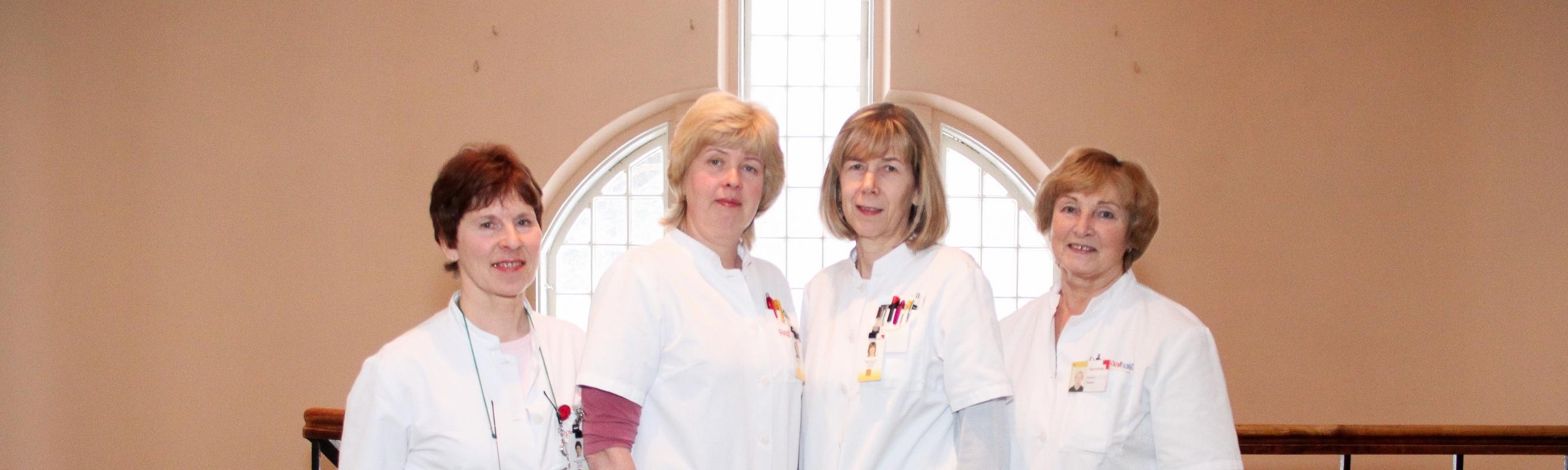 IV osakonna tublid õed
