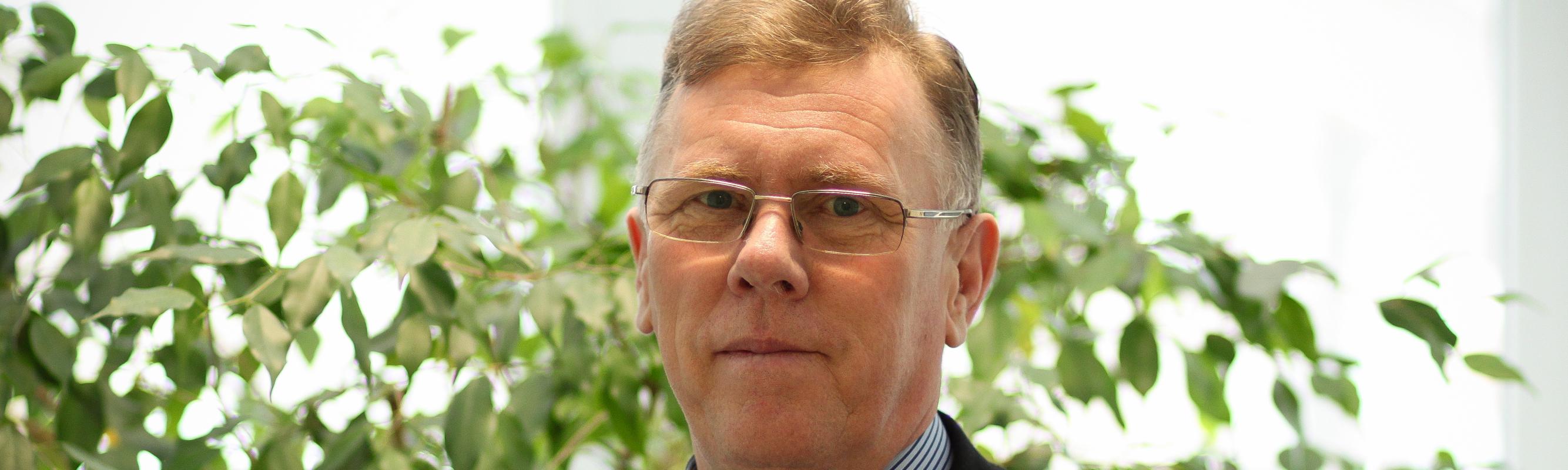 Psühhiaatriapolikliiniku juhataja dr Ülo Kallassalu
