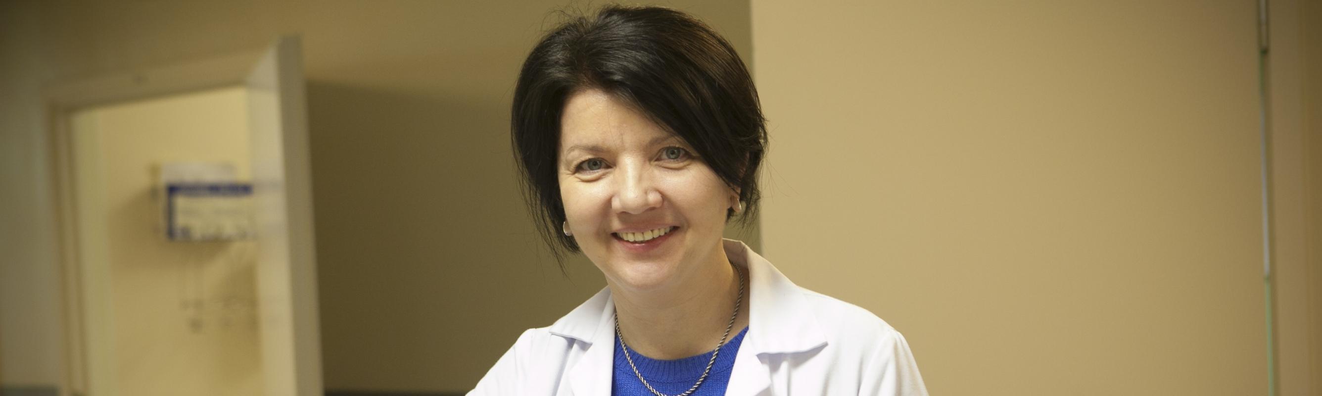 Hematoloogiakeskuse juhataja dr Iige Viigimaa