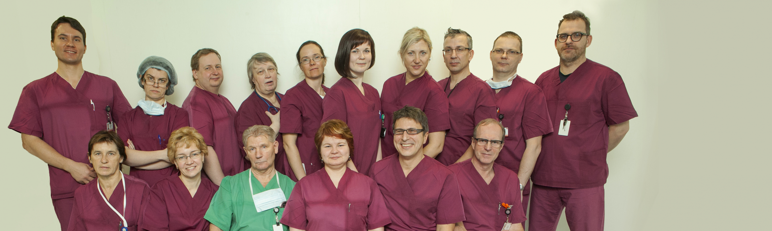 Anestesioloogide meeskond