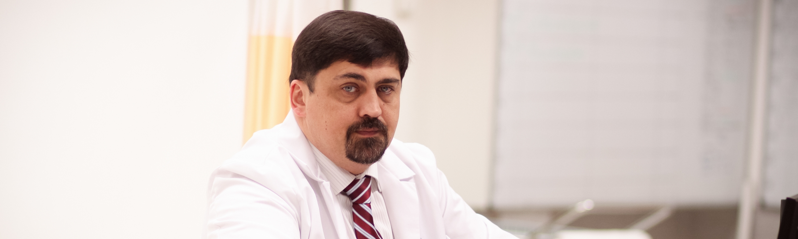 Erakorralise meditsiini keskuse juhataja dr Vassili Novak