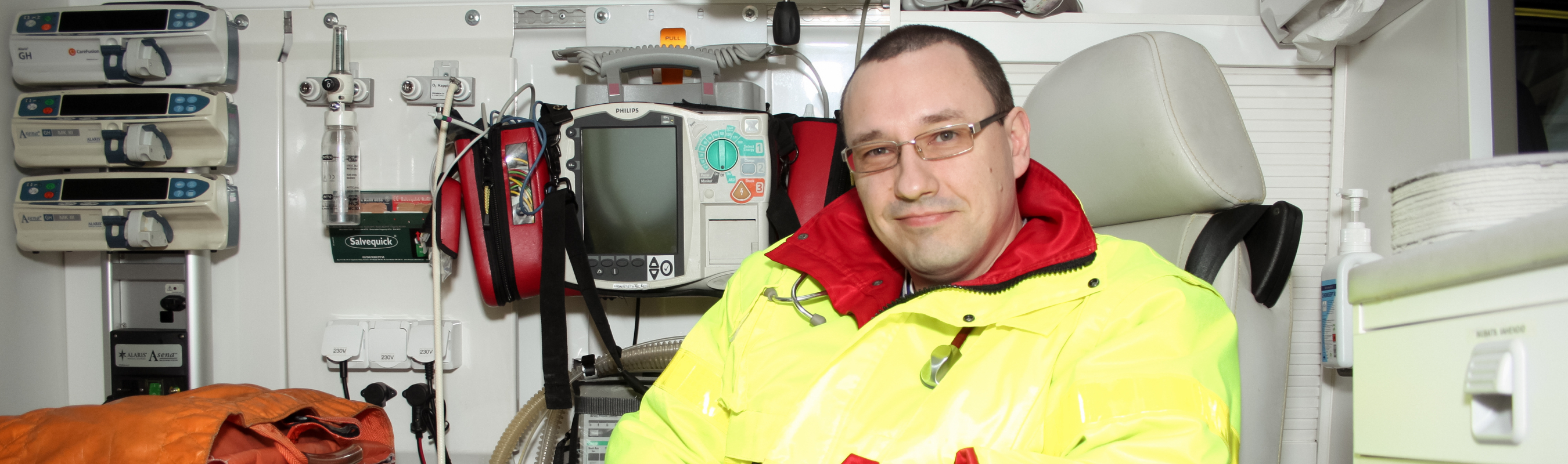 Kiirabikeskuse juhataja dr Arkadi Popov