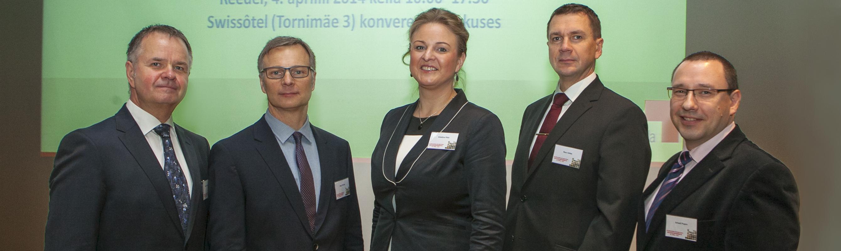 VIII EMO konverentsi korraldajad