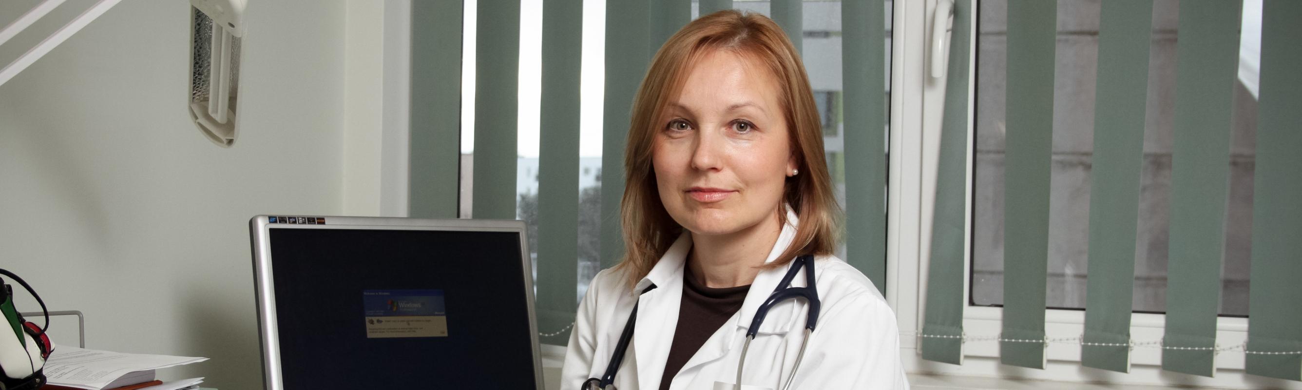 II kardioloogia osakonna juhataja dr Riina Vettus