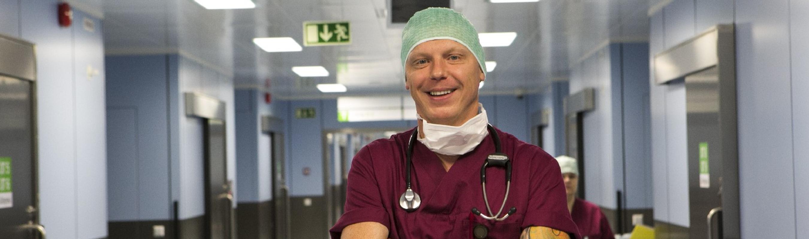 Markko Pärtelpoeg Operatsioonikeskuse juhataja