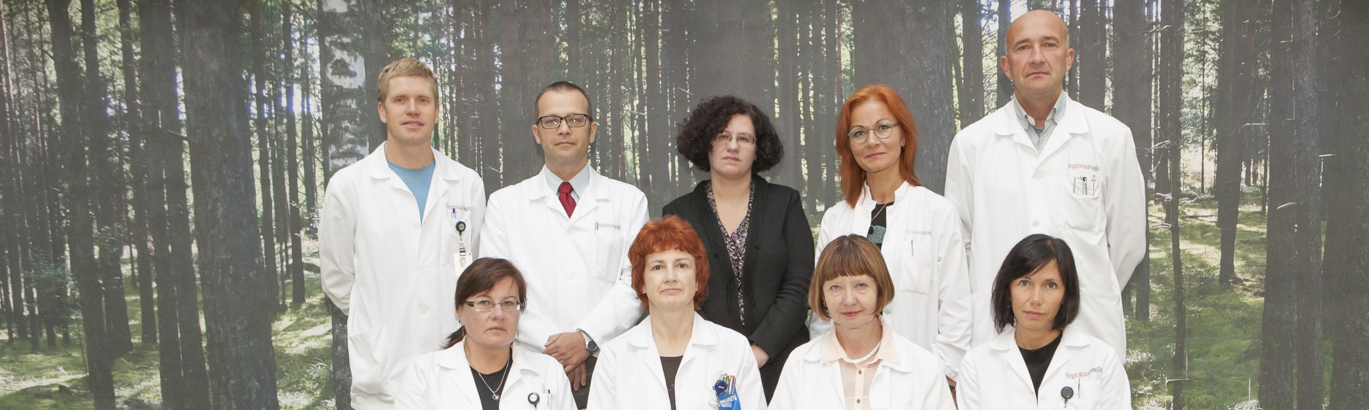 Neuroendokriinkasvajate töörühm