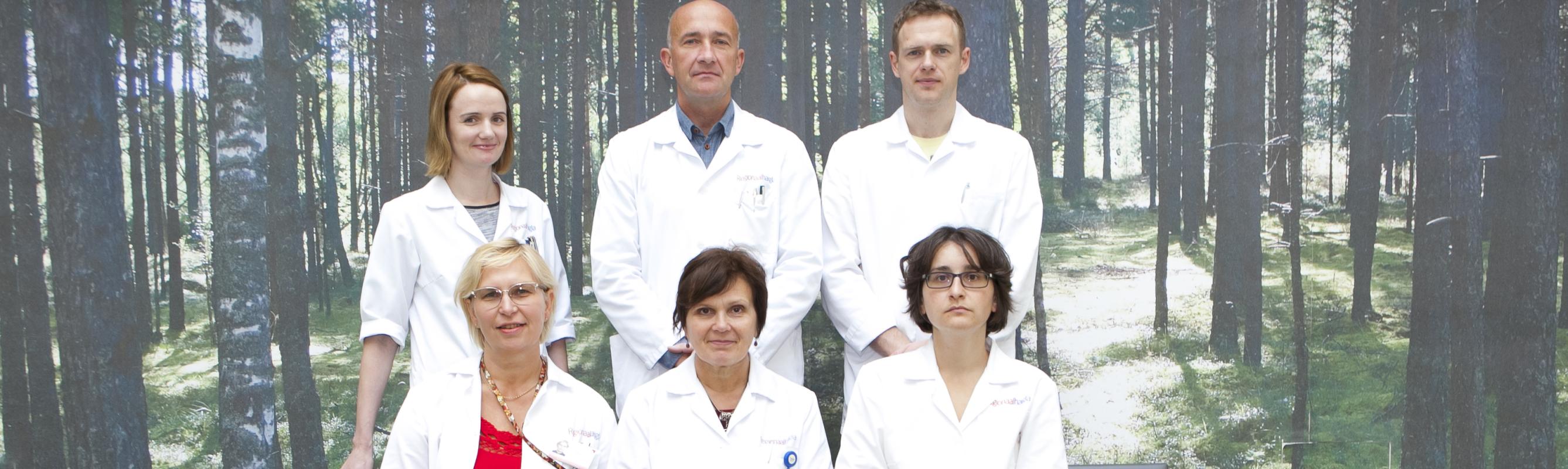 Torakaalonkoloogia töörühm