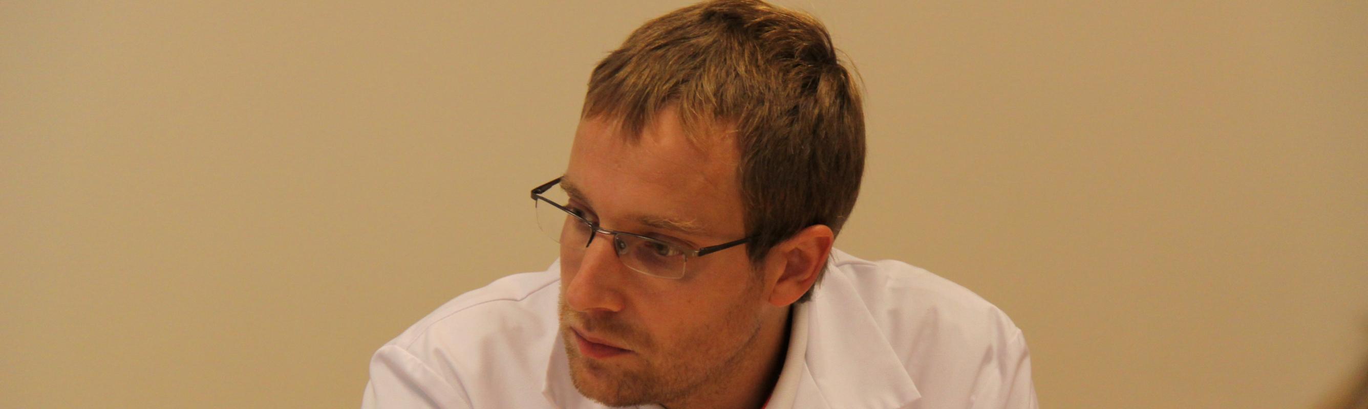Kardiokirurg dr Günter Taal
