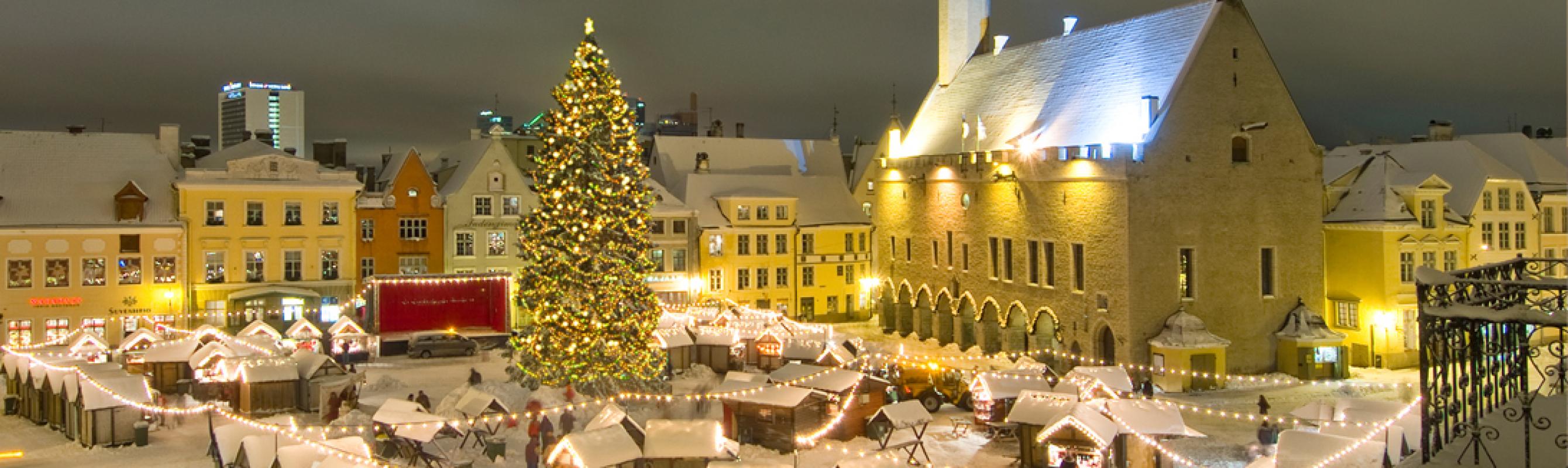 Таллинн – столица Эстонии и лучшее место в Европе для погружения в романтическое средневековье.