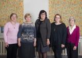 õde Ille Mikkov, psühholoog Malle Laene, dr Piret Aavik, dr Viivika Lauri, dr Lydia Laulik