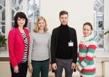 dr Katrin Iverson, psühholoog Mari Kollo, psühholoog Marko Neeme, tegevusterepeut Helena Veelmaa