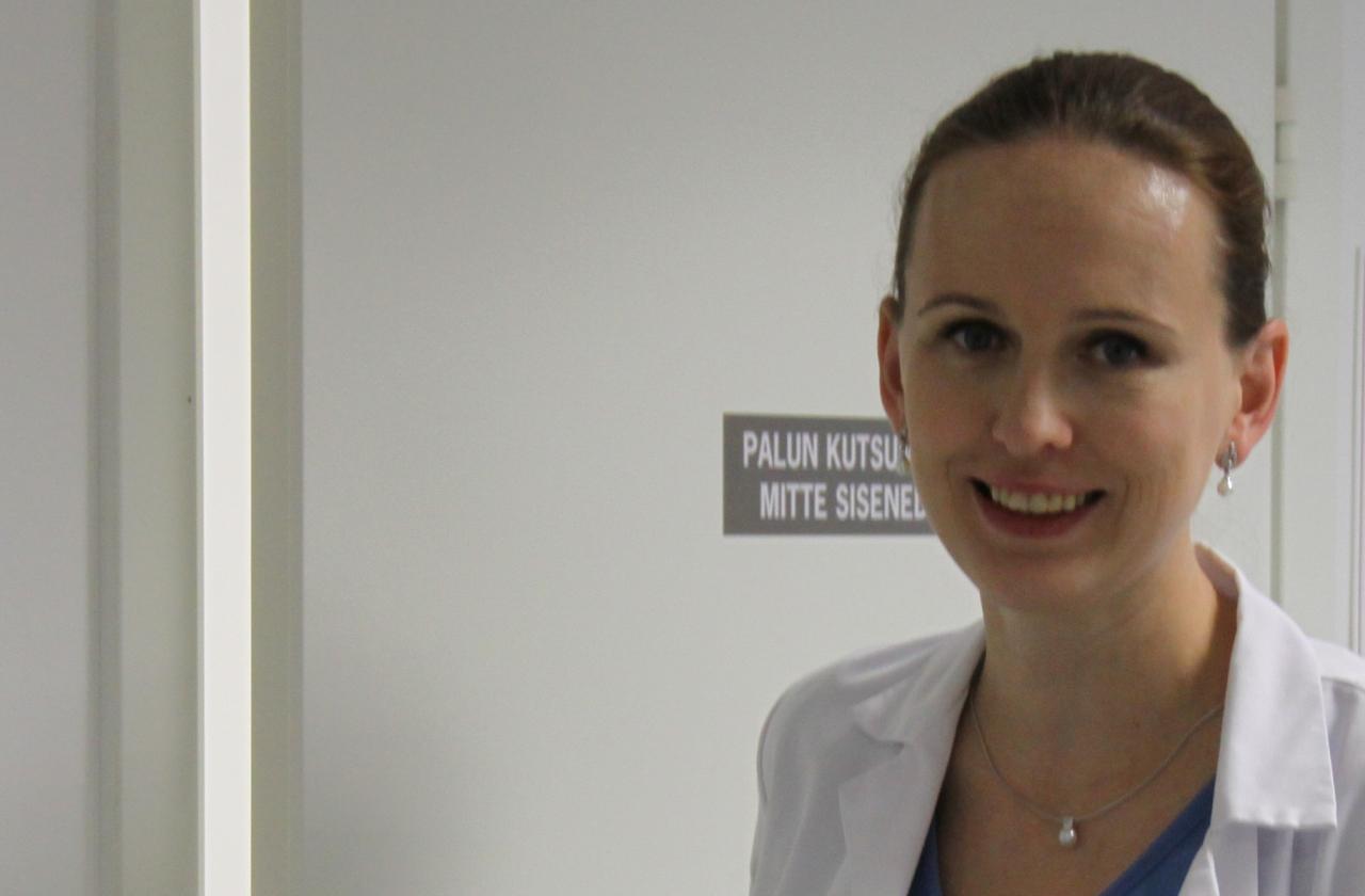 Dr Eva-Maria Niine-Roolaht