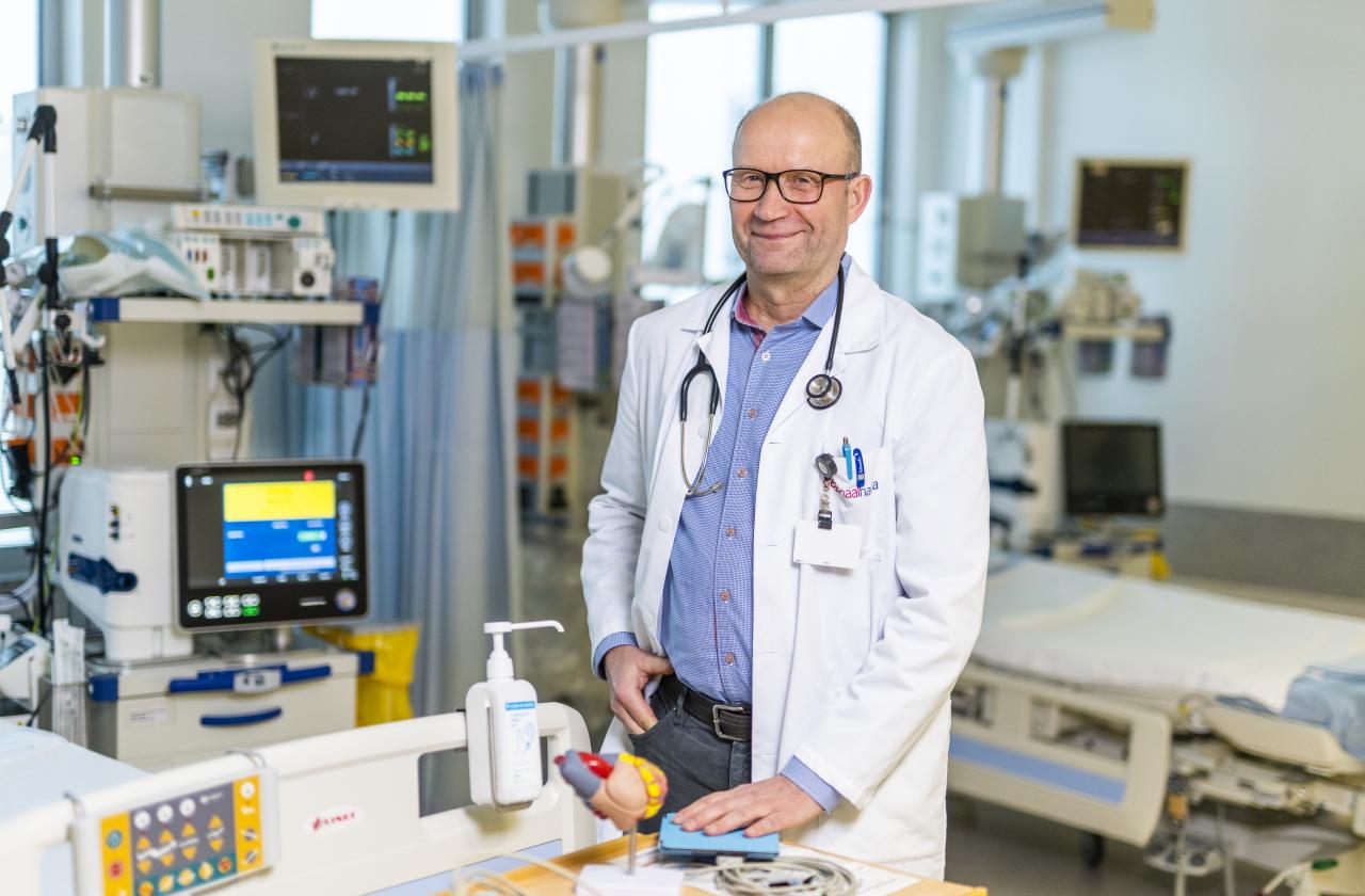 Grand man 2020 dr Valdo Toome
