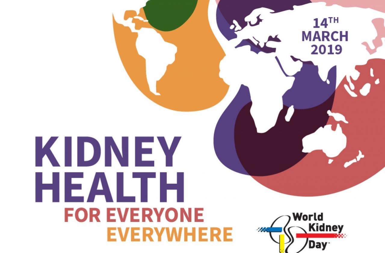 14. märtsil tähistame ülemaailmset neerupäeva