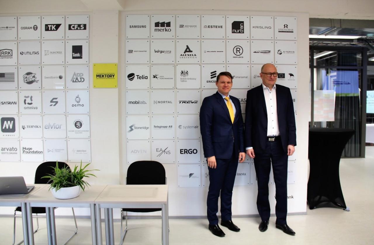 Põhja-Eesti Regionaalhaigla (PERH) ja Tallinna Tehnikaülikool (TTÜ) sõlmisid koostöölepingu