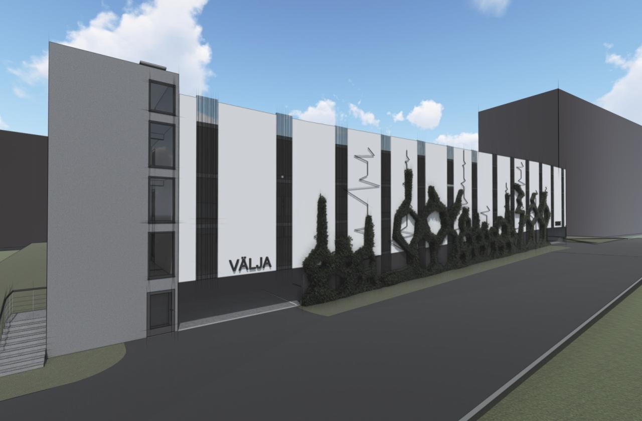 Regionaalhaigla arendab Mustamäe meditsiinilinnaku parkimisvõimalusi