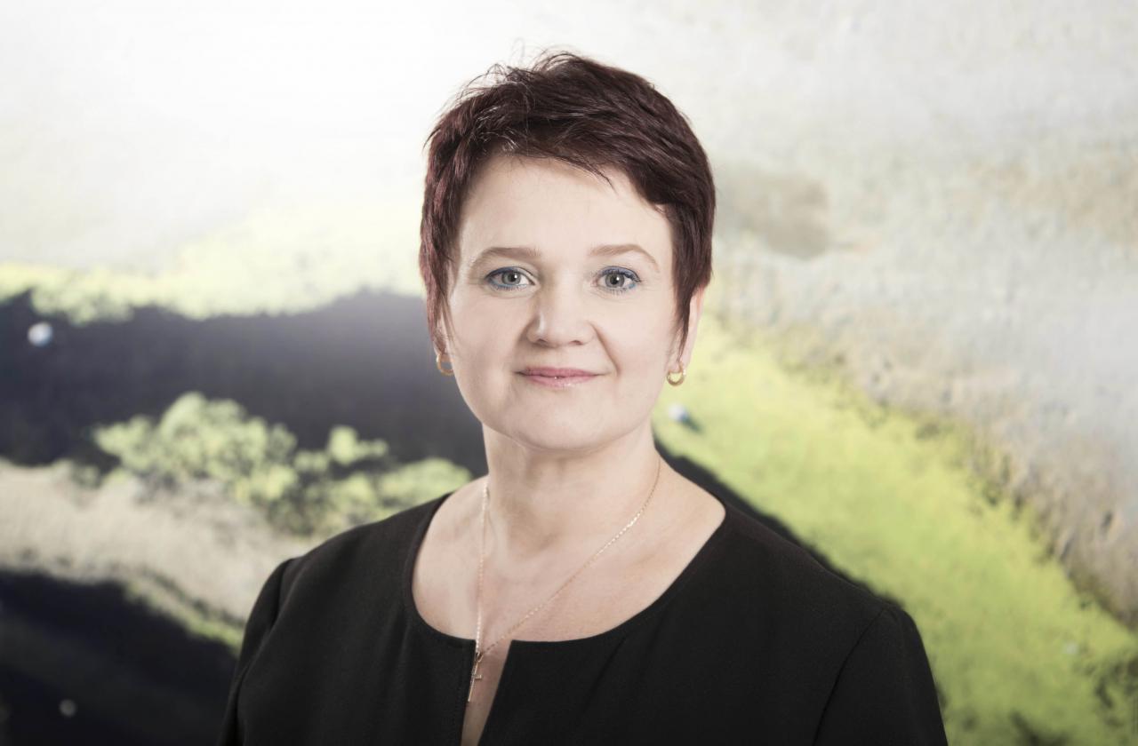 Anestesioloogiakliiniku õendusjuht Katre Zirel