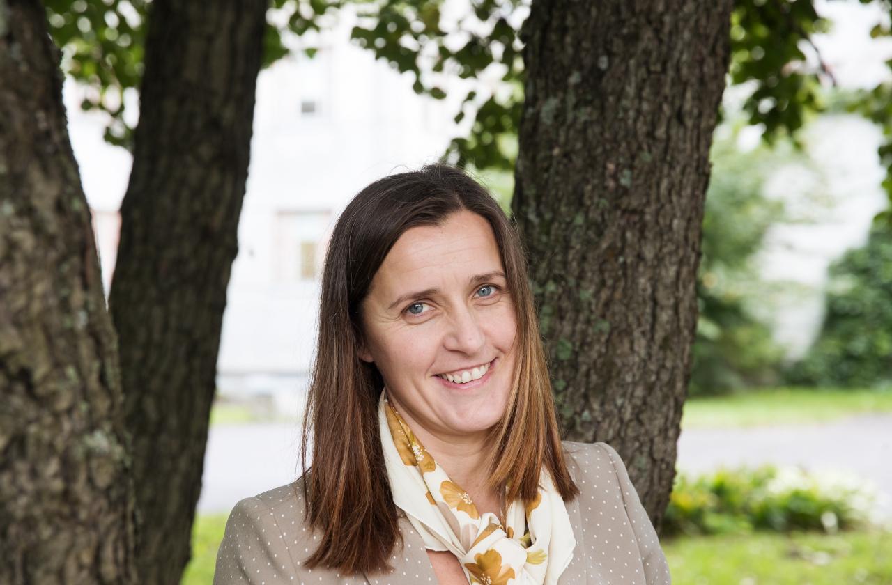Dr Irja Ivarinen