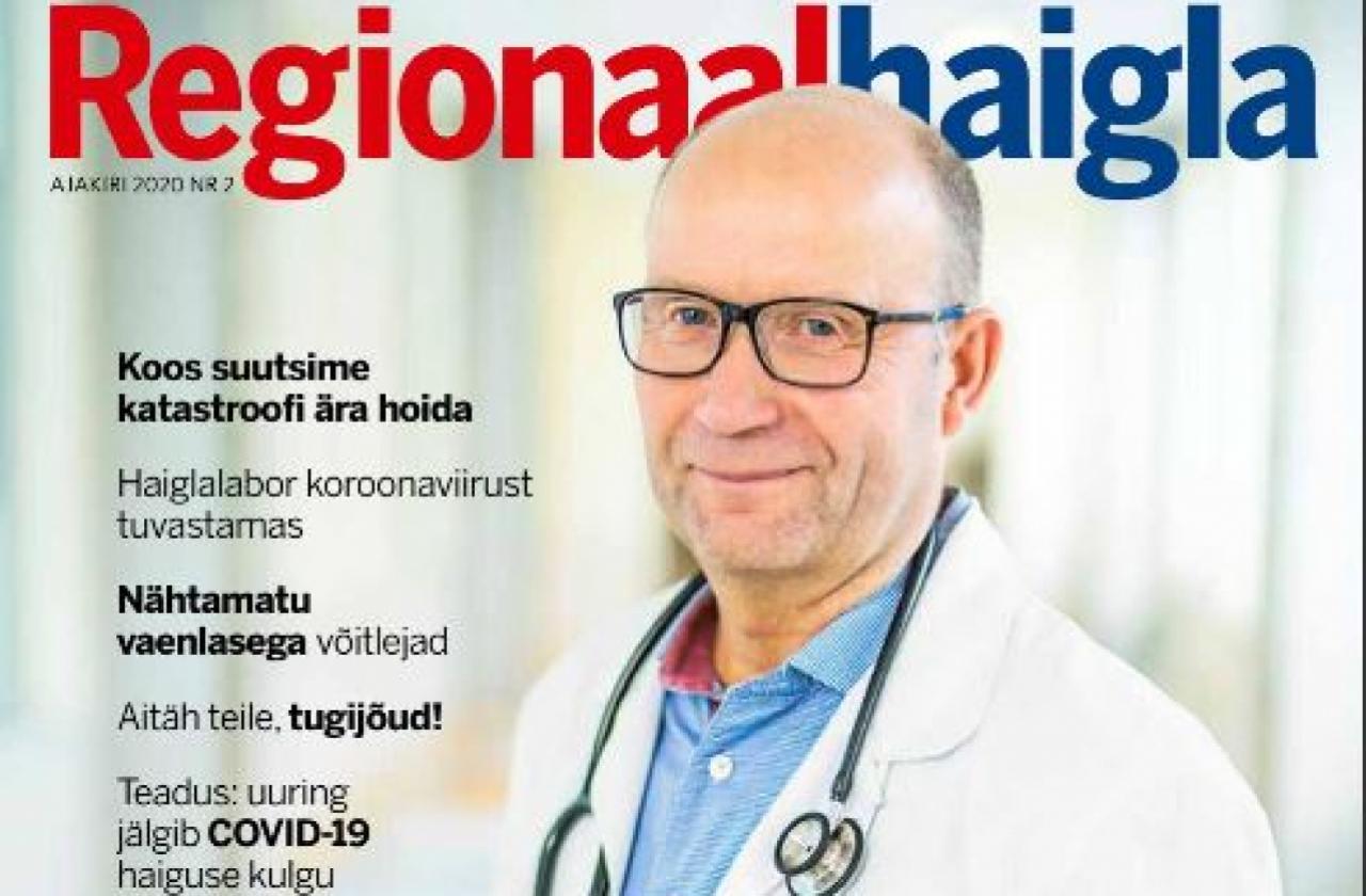 Regionaalhaigla ajakiri mai 2020