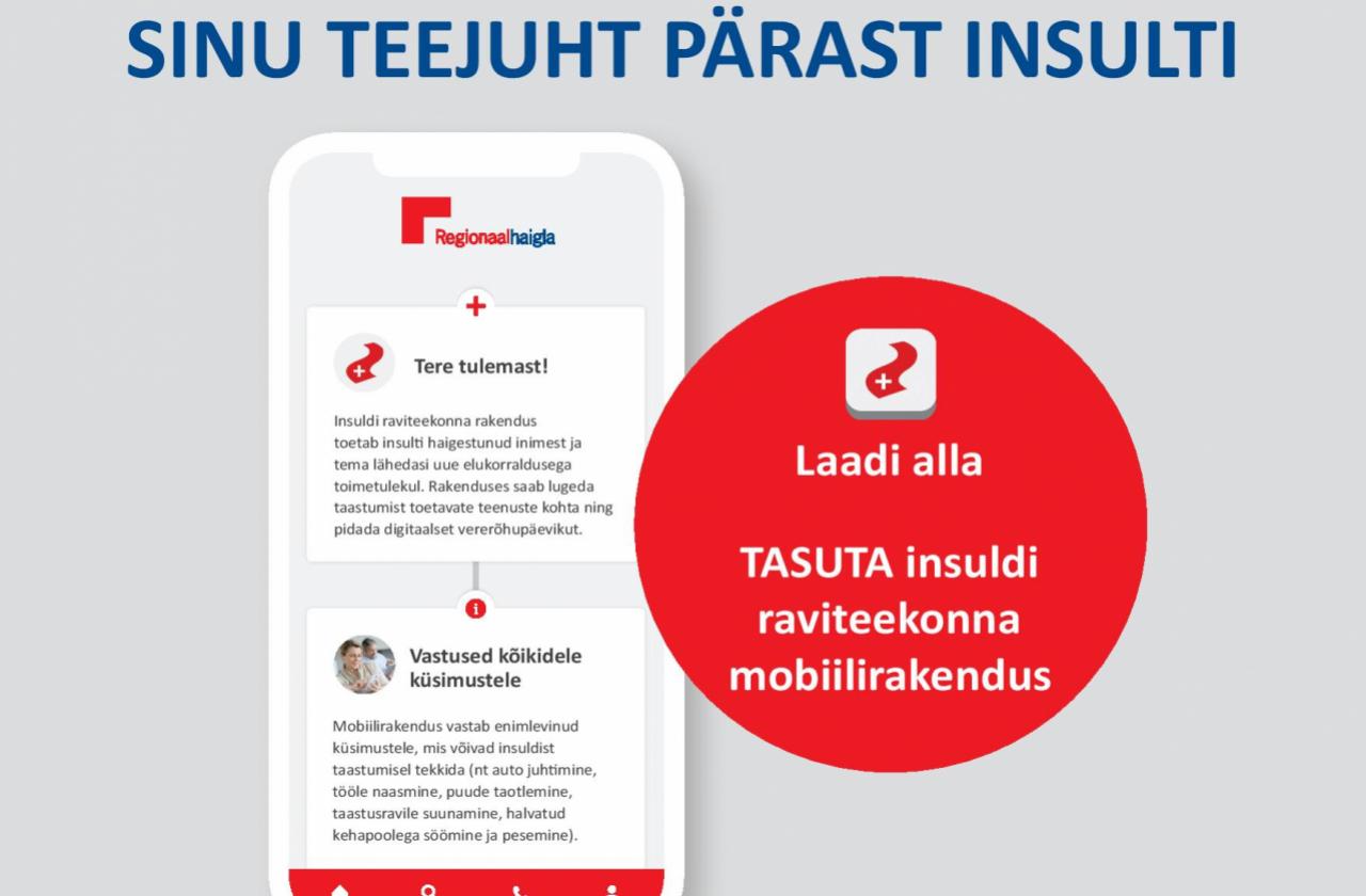 Insuldipatsientele hakkab toeks olema Regionaalhaigla uus mobiilirakendus