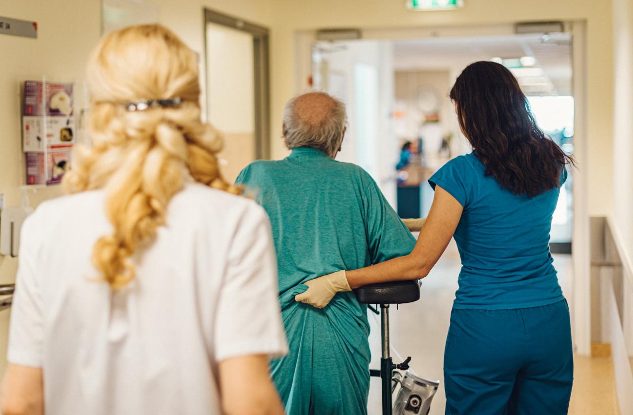 Hiiu korpuse patsiendid saavad lähedastega suhelda videokõne teel
