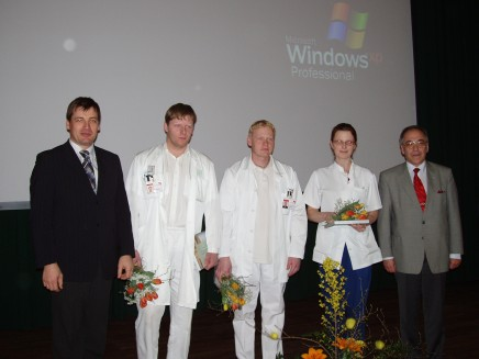 Young Physician Scholarship 2007