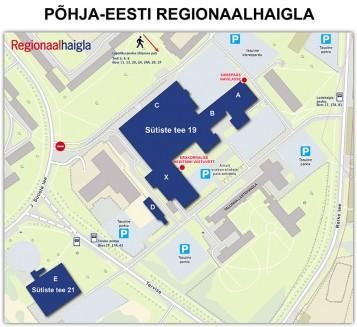 Põhja-Eesti Regionaalhaigla