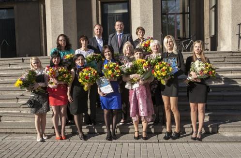 PERHi parimad õendustöötajad 2015