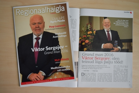 Regionaalhaigla ajakiri