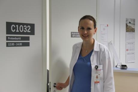 Dr Eva Maria Niine Roolaht