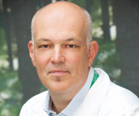 Missiooni juht dr Jüri Teras