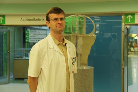 Dr Toomas Marandi