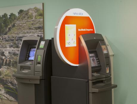 Sularahaautomaat