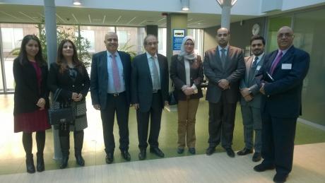 Bahreini delegatsiooni visiit